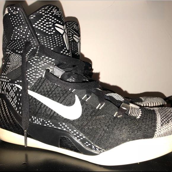 new concept a84b8 b449d Nike Kobe 9 Elite BHM, Size 9.5 Lightly Worn. M5c22f8d3aa5719d9451db83a